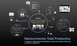 Mantenimiento Total Productivo