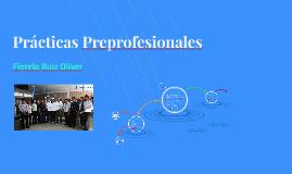 Prácticas Preprofesionales