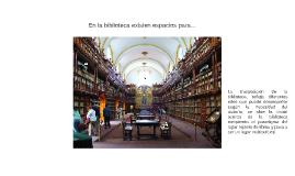 Trasposición de la biblioteca