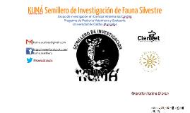 KUMÁ Semillero de Investigación de Fauna Silvestre