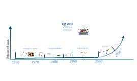 Big Data - History (BB)