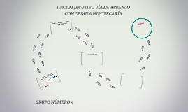 JUICIO EJECUTIVO VÍA DE APREMIO