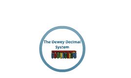 Copy of Dewey Decimal System