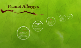 Peanut Allergys