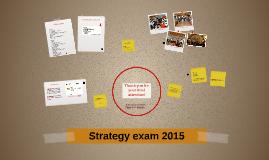 Strategic Management Proces