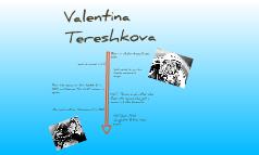 Valentina Tereshkova Timeline