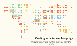 Reading for a Reason Campaign