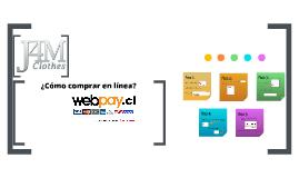 Pagar con Webpay - J4M Clothes