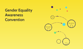 Gender Equality Awareness Convention