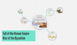 Roman to Byzantine