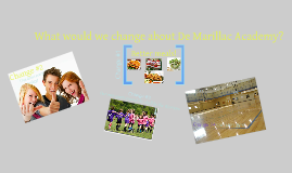 What Would We Change About De Marillac