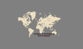Les Etats Unis: Une Cimitiere des Droits de l'Homme?