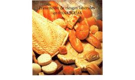 Prevención de riesgos laborales en panaderías