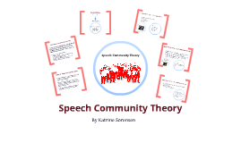 Copy of Speech Community Theory