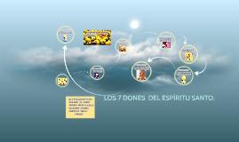 Copy of LOS 7 DONES Y LOS FRUTOS DEL ESPÍRITU SANTO