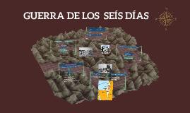 Copy of GUERRA DE LOS 6 DÍAS