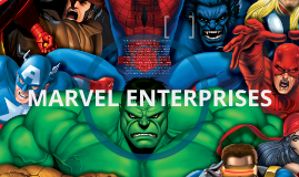 Copy of Marvel Enterprise