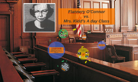 IOP: O'connor trial