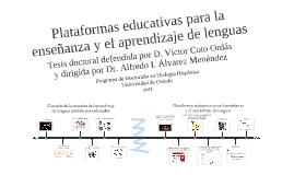 Plataformas educativas para la enseñanza y el aprendizaje de lenguas