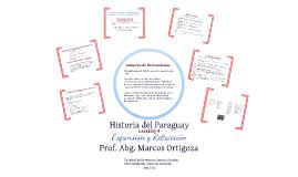 Lección 4. Historia del Paraguay.
