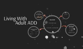 Adult ADD/ADHD