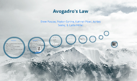 Avagodro's Law