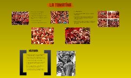 Copy of La Tomatina