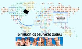 Copy of 10 PRINCIPIOS DEL PACTO MUNDIAL