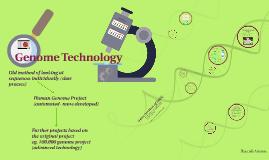 Genome Technologies