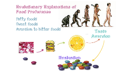 evolutionary explanations of food preference essay Evolutionary explanations of food preference slideshare uses cookies to improve functionality and performance, and to provide you with relevant advertising if you continue browsing the site, you agree to the use of cookies on this website.