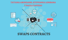 SWAPS CONTRACTS
