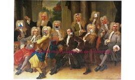 De standenmaatschappij in de Pruikentijd