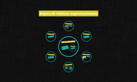 Copy of Mapeo de Públicos organizacionales