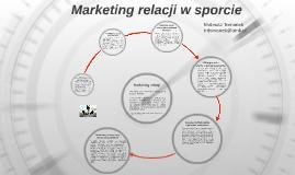 Marketing relacyjny w sporcie marzec