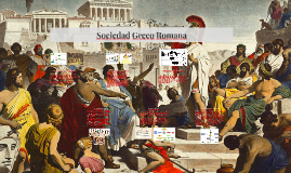 Sociedad y Política Greco Romana - Gonzalo