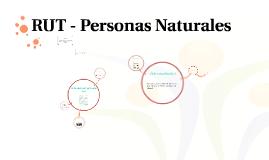 RUT - Personas Naturales