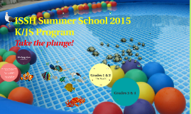 ISSH Summer School 2015 JS