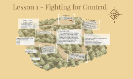 Copy of Lesson 1, fighting for control.