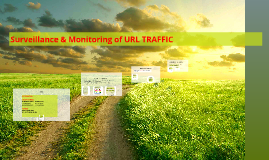 Surveillance & Monitoring of URL TRAFFIC