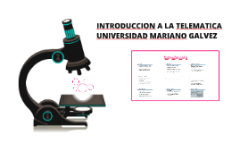 Introducción a la Telemática
