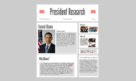 Presidential Project