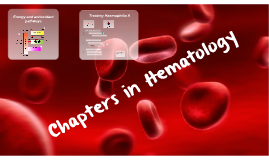 Chapters in Hematology