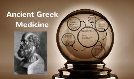 Ancient Greeke Medicine