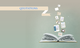 Copy of QUOTATIONS
