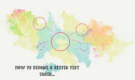 How can I become a better test taker?