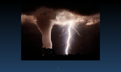 How tornadoes came to be :[