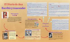 El Diario de Ana.