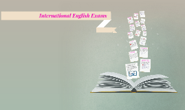 Copy of International English Exams