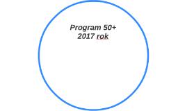 Program 50+