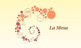 Copy of La Mesa